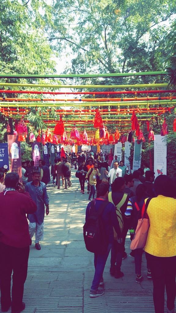 jaipur literature fest 2016 entry 1