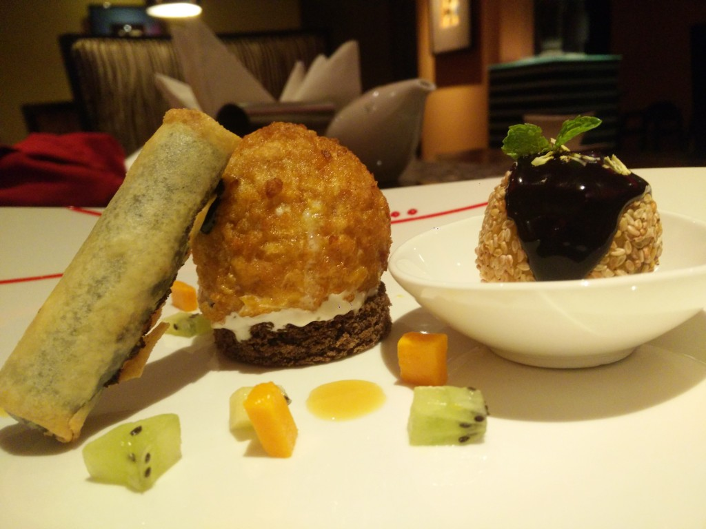 desserts united states of china food fest vivanta by taj.