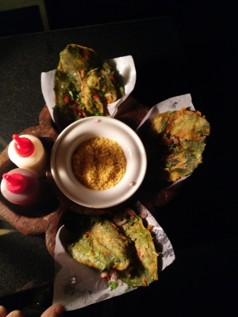 palak chaat level 12 double tree by hilton