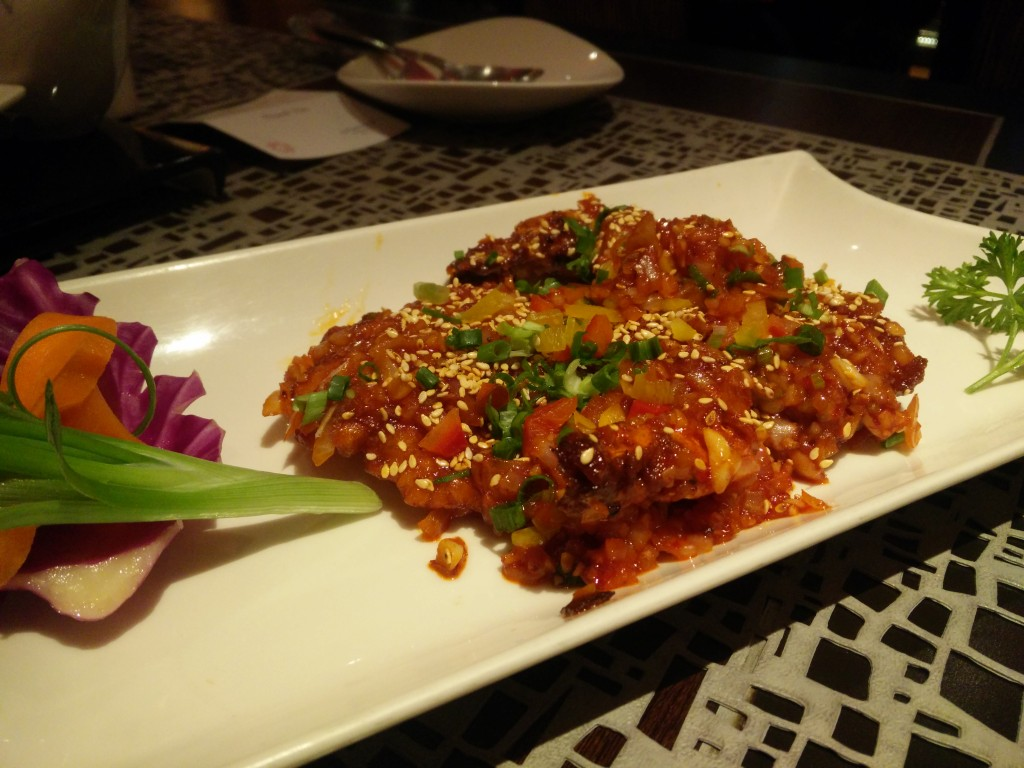 sesame prawns united states of china food fest vivanta by taj