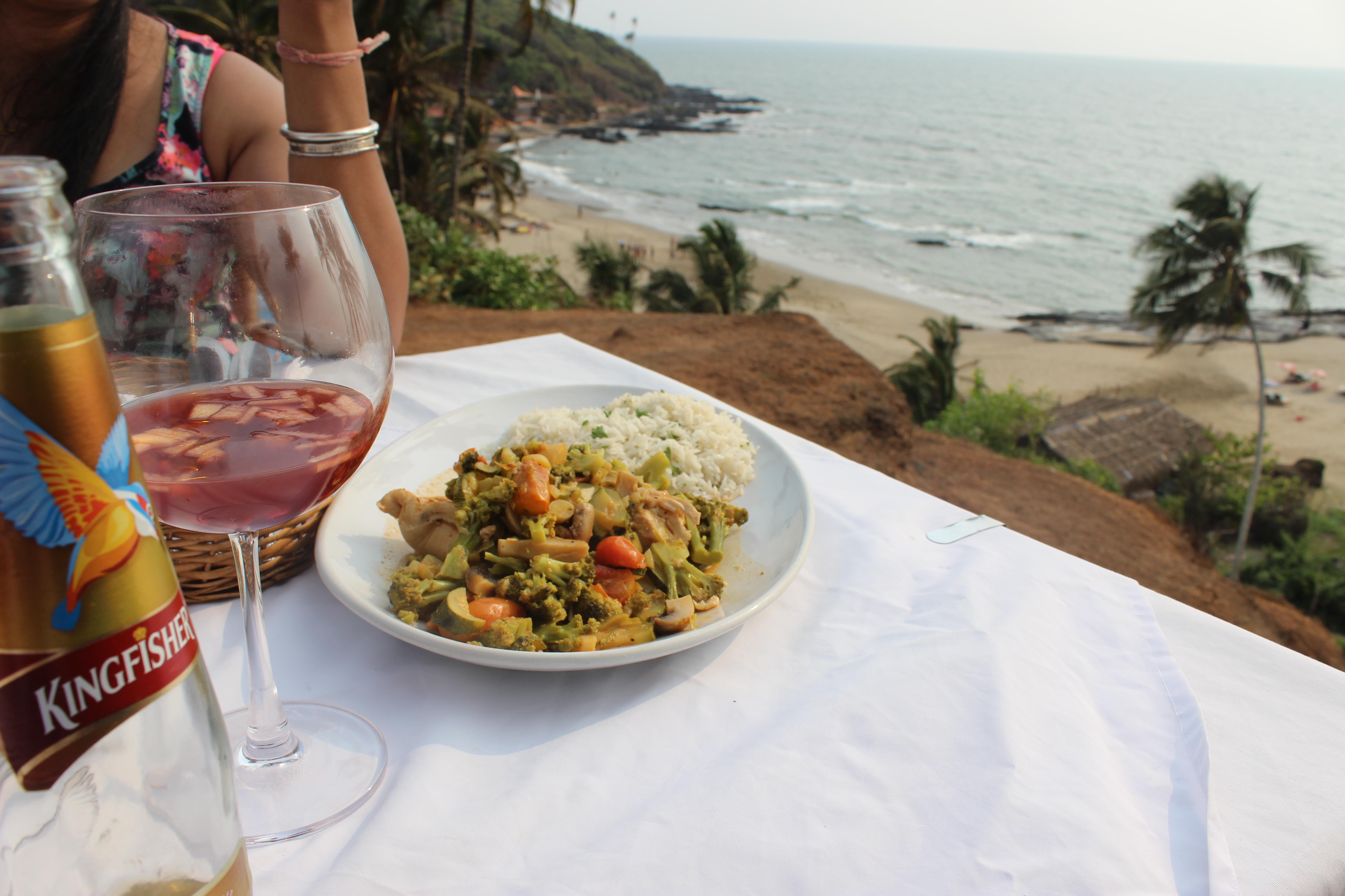 Thalassa, Goa - Dumbbells and Drama