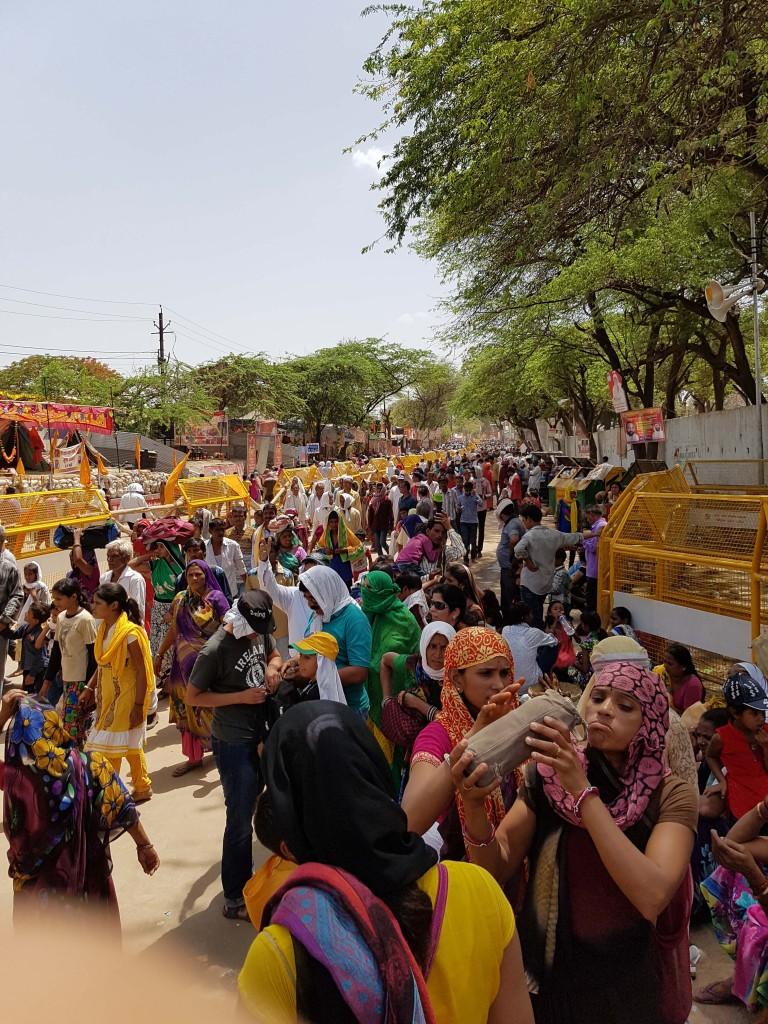 kumbh 2016 crowd