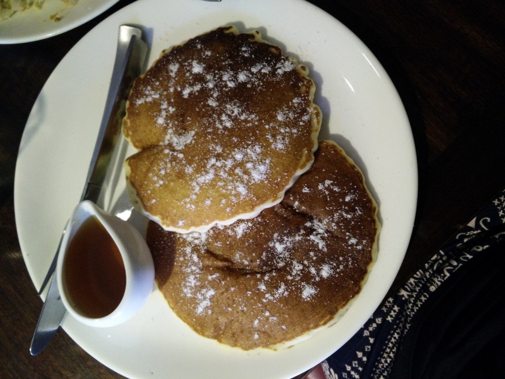 pancakess india kaffee express