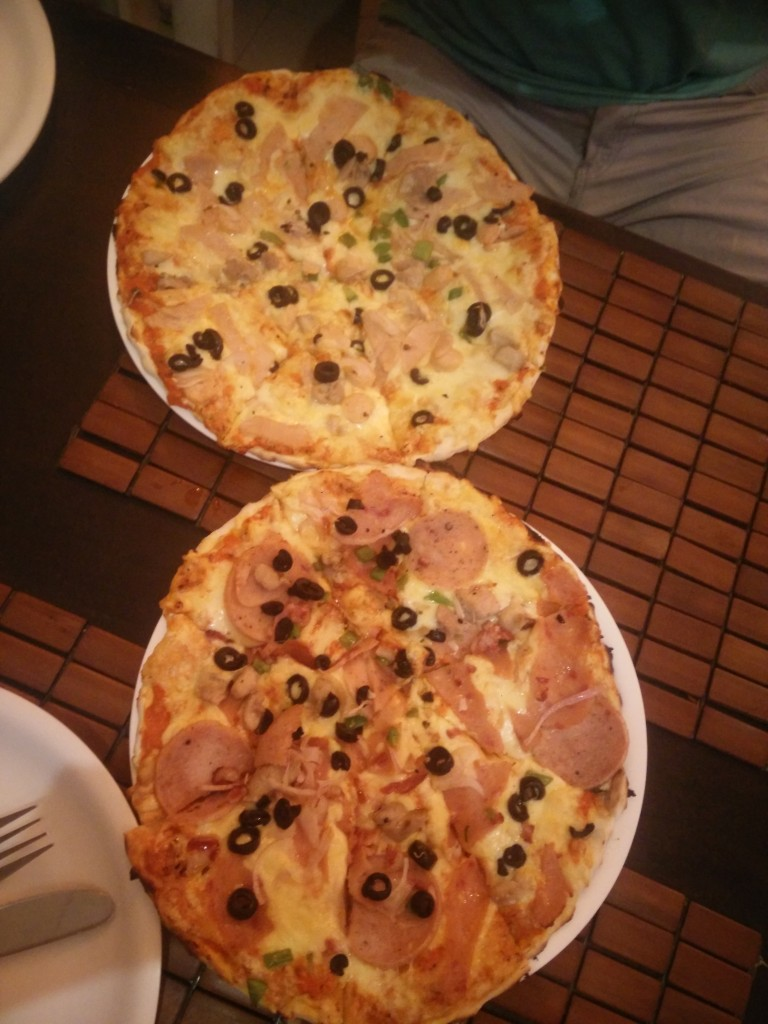 xtasi pizza pondicherry