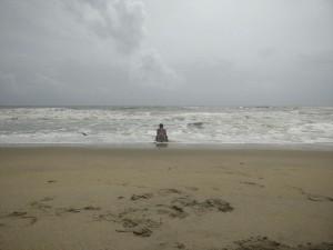 Breakfast in Goa : Sri, Vagator