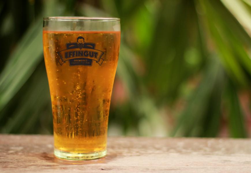 Effingut Brewerkz : Baner