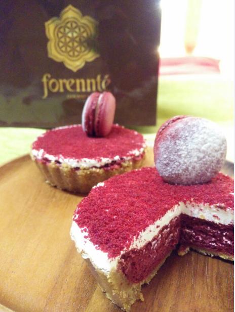 red-velvet-cheesecake-forennte-christmas-hamper