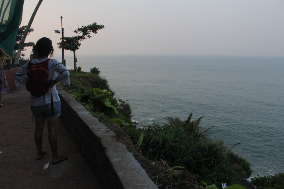Varkala was heavenly i