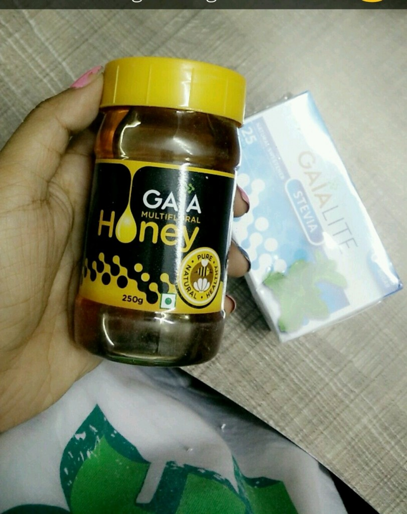 gaia good ehalth honey