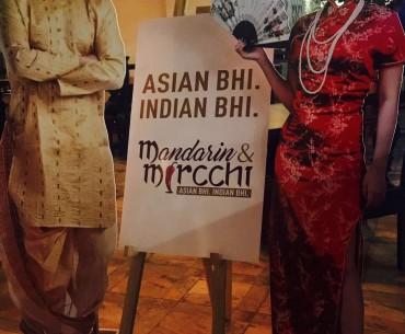 Mixed feelings at the launch of Mandarin & Mircchi, Pune