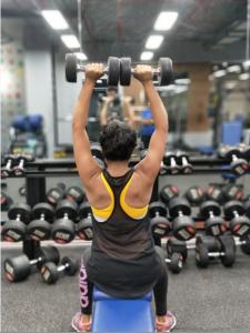 5 Problems Women Face At The Gym : A Survey