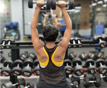 5 Problems Women Face At The Gym : A Survey