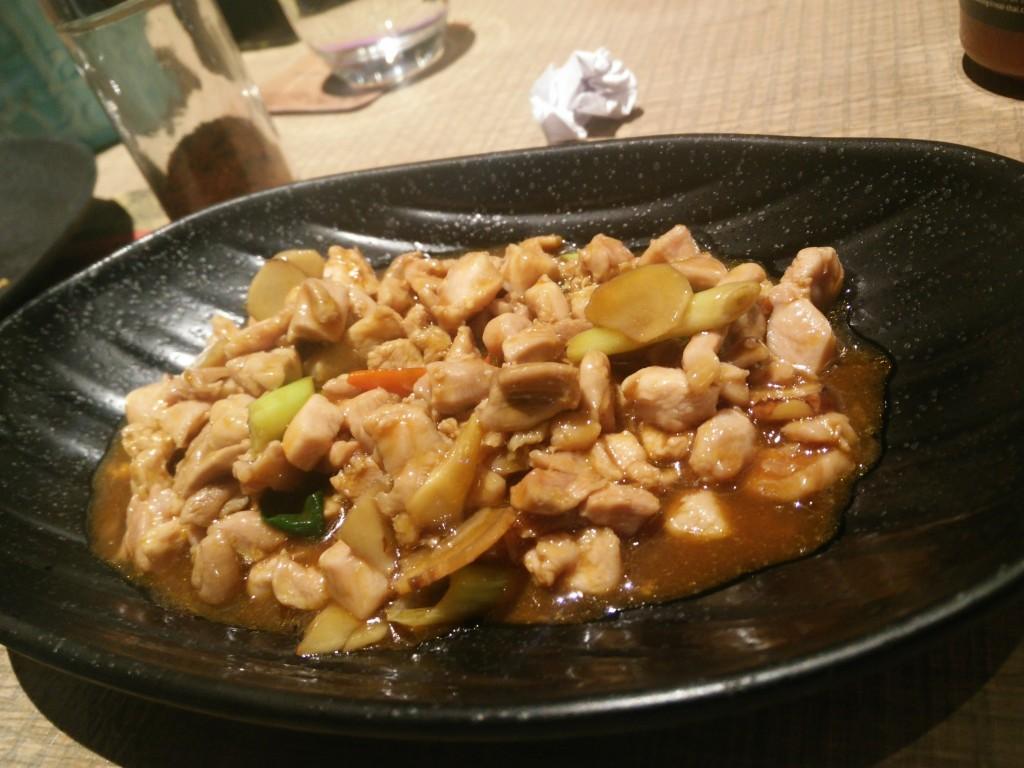 chicken kaprow shizusan