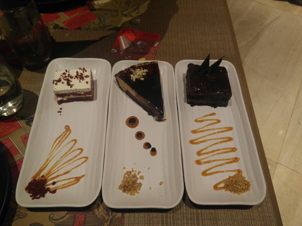desserts shizusan