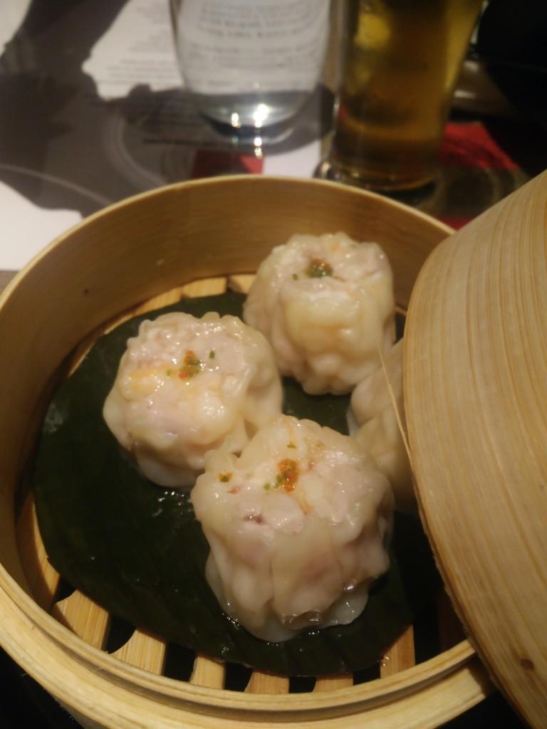 dumplings chicken shizusan