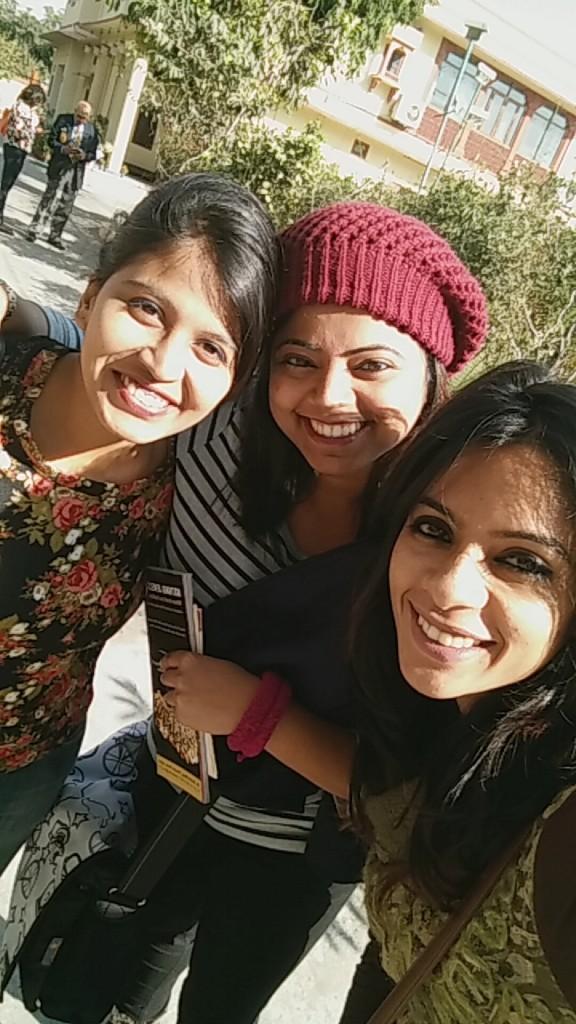 jaipur literature fest 2016 girls