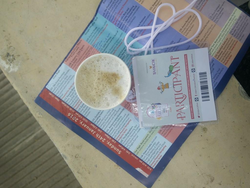 jaipur literature fest 2016 random