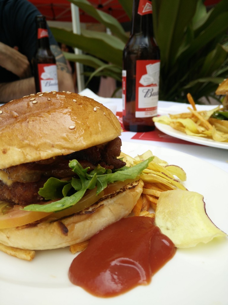budweiser sensation hyderabad 2016 buds and burgers party