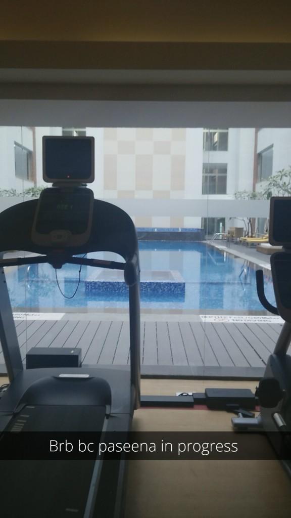 budweiser sensation hyderabad 2016 gym