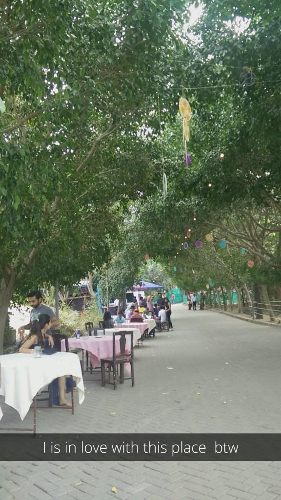 future theory music festival 2016 food street
