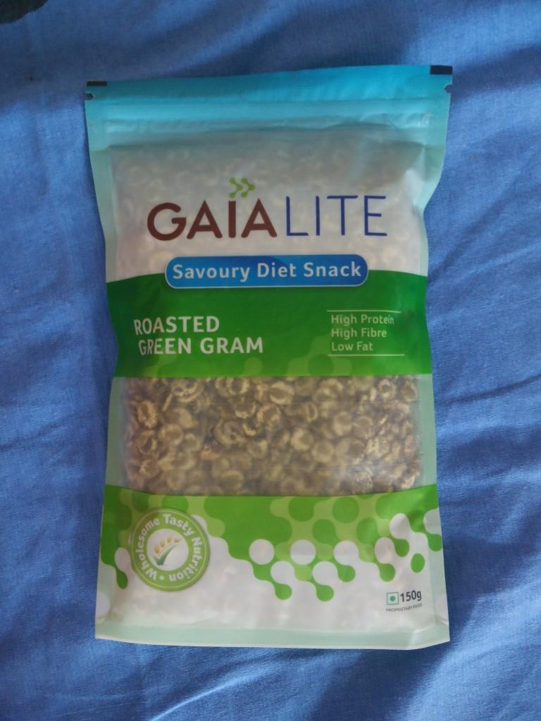 gaia good health gram snack