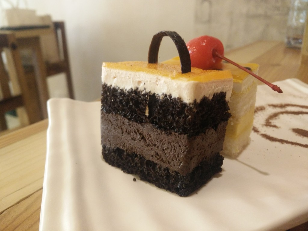 forennte chocolate orange'