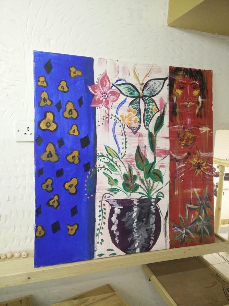 forennte paintings