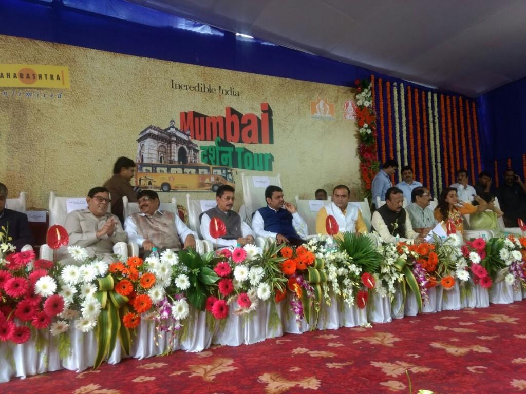 mumbai darshan best mtdc inaugration