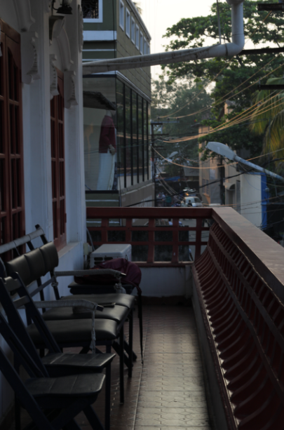 Hostel Martime - where we put up