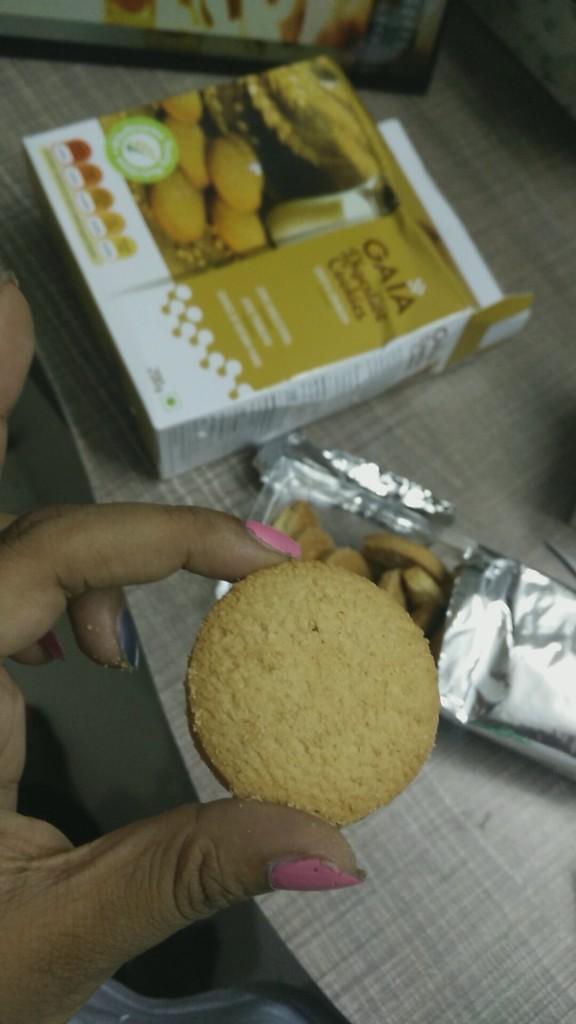 gaia good health cookies