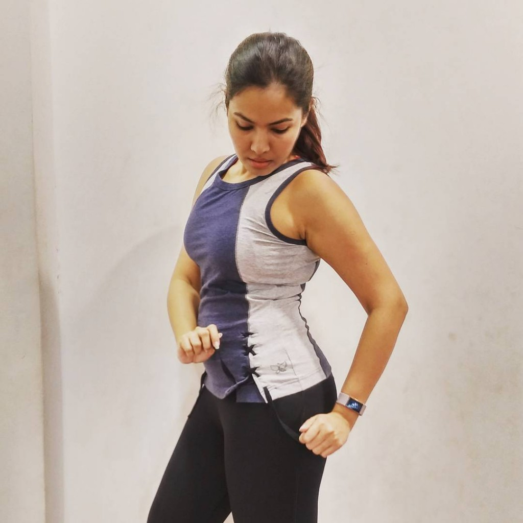 chitra bombay bellyrina twitter gets fitter 1
